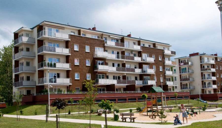 Opole, osiedle