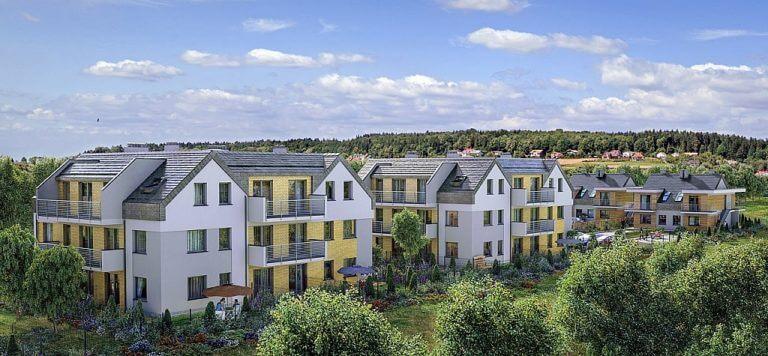 Coraz mniej mieszkań na osiedlu Poświęcka 22 – mieszkania gotowe do wprowadzenia się!